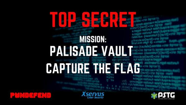 Mission: Palisade Vault Capture the Flag
