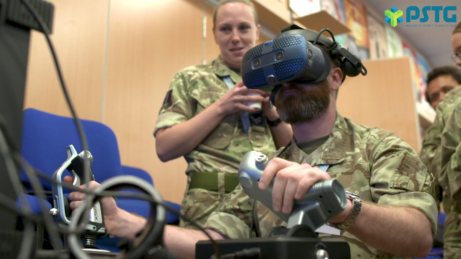 Immersive Technology For The MOD